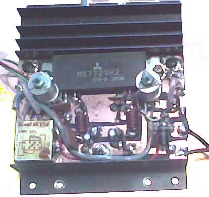 PA 430 – 470 MHz