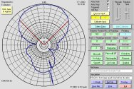 Screenshot programu Polar Plot